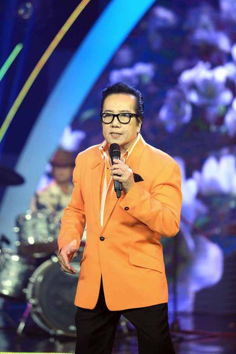 Elvis Phuong phong do tren san khau du 71 tuoi - Anh 3
