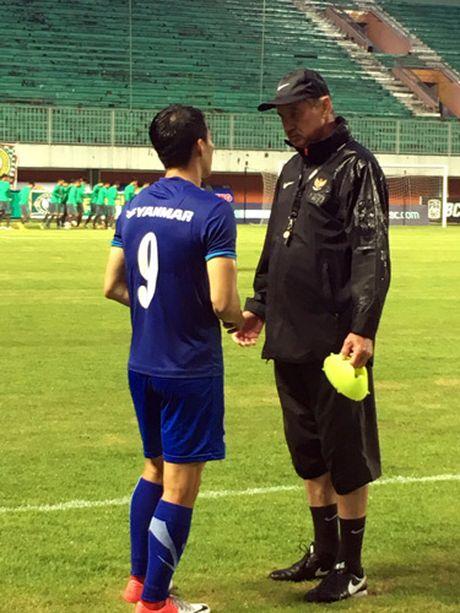 Thanh Luong thay Cong Vinh deo bang thu quan? - Anh 1