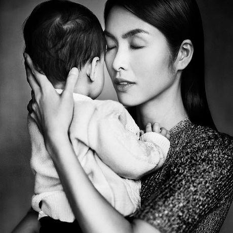 Nhung hinh anh hiem hoi cua con trai Tang Thanh Ha - Anh 5