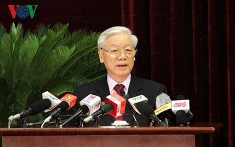Tong Bi thu: 'Tinh trang suy thoai co the gay hau qua khon luong' - Anh 2