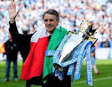 Wenger va Mancini la ung vien nang ky cho vi tri HLV doi tuyen Anh - Anh 1