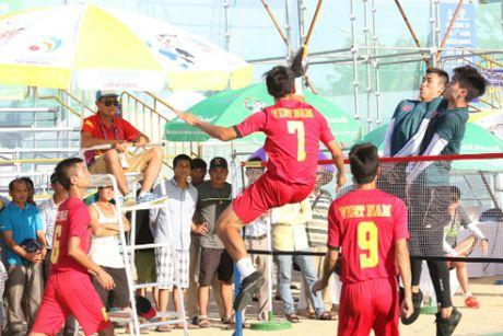 Dai hoi The thao bai bien chau A ABG5: Nhu mang SEA Games ra bien - Anh 1