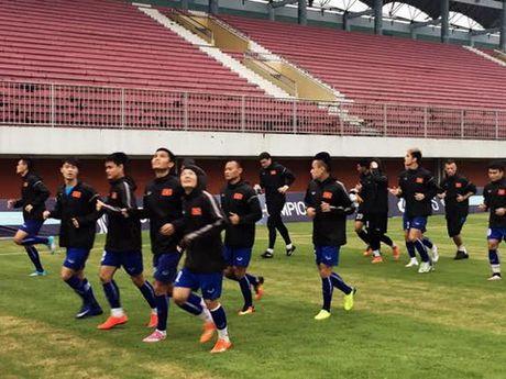 TRUC TIEP, Indonesia 0-2 Viet Nam: Minh Tuan dut diem cuc manh (Hiep 1) - Anh 1