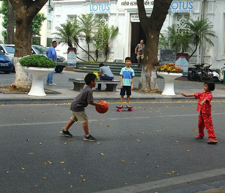 Pho di bo Ha Noi: Nhung ly do khien ban them yeu - Anh 2