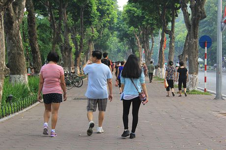 Pho di bo Ha Noi: Nhung ly do khien ban them yeu - Anh 3
