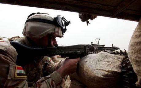 Iraq da san sang cho chien dich giai phong Mosul tu tay IS - Anh 1