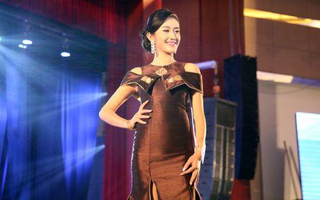 Ngam ve dep thanh lich cua Tan Hoa hau Lao 2016 - Anh 10