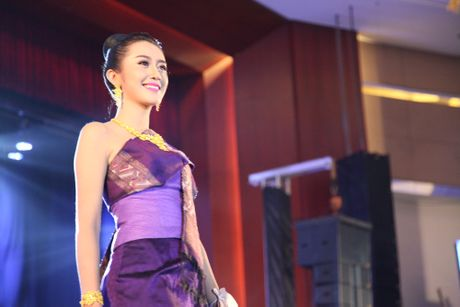 Ngam ve dep thanh lich cua Tan Hoa hau Lao 2016 - Anh 11