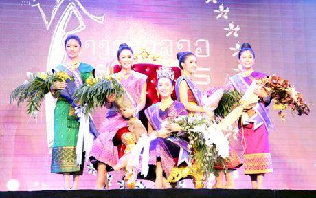 Ngam ve dep thanh lich cua Tan Hoa hau Lao 2016 - Anh 13