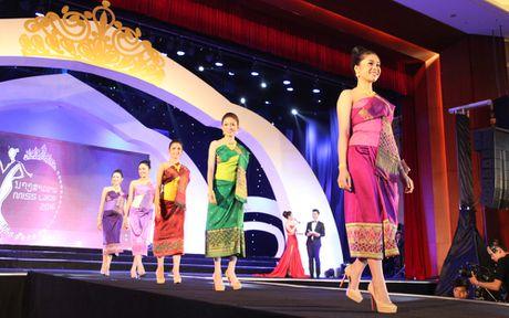 Ngam ve dep thanh lich cua Tan Hoa hau Lao 2016 - Anh 1