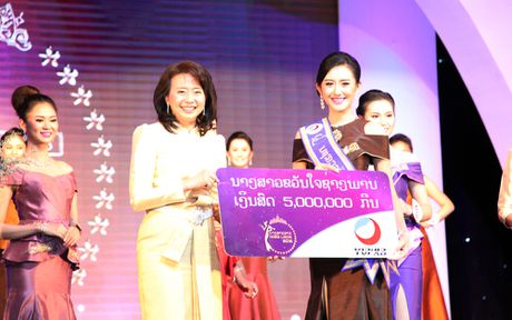 Ngam ve dep thanh lich cua Tan Hoa hau Lao 2016 - Anh 5