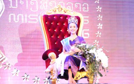 Ngam ve dep thanh lich cua Tan Hoa hau Lao 2016 - Anh 8