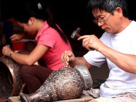 Hon 1,4 trieu luot ho ngheo Ha Noi duoc vay von uu dai - Anh 1