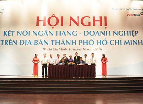 Doanh nghiep tai Thanh pho Ho Chi Minh duoc vay uu dai 33.000 ty dong - Anh 1