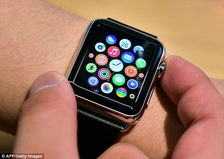 Apple Watch bi cam trong hop Noi cac Anh vi lo ngai nghe len - Anh 1