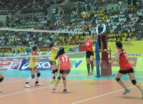 Xem truc tiep bong chuyen VTV Cup 2016: Viet Nam - Indonesia - Anh 1