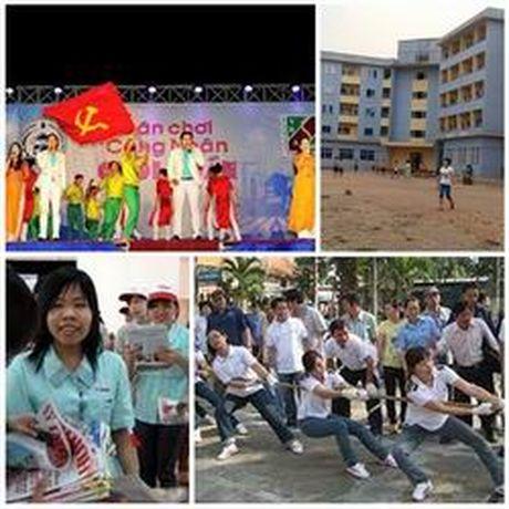 Nang cao doi song, tinh than cho cong nhan KCN, KCX - Anh 1