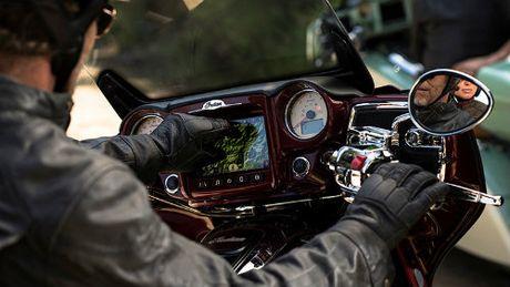 2017 Indian Roadmaster du suc 'ha guc' Harley-Davidson - Anh 4