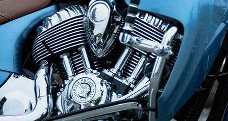 2017 Indian Roadmaster du suc 'ha guc' Harley-Davidson - Anh 6