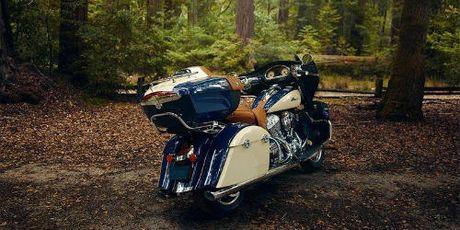 2017 Indian Roadmaster du suc 'ha guc' Harley-Davidson - Anh 7
