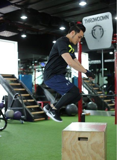 Quang Vinh quyet lay lai voc dang chuan 'soai ca' - Anh 3
