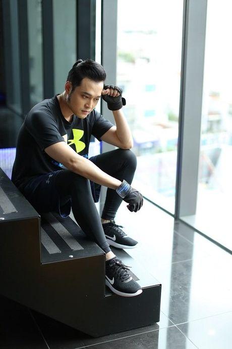 Quang Vinh quyet lay lai voc dang chuan 'soai ca' - Anh 6