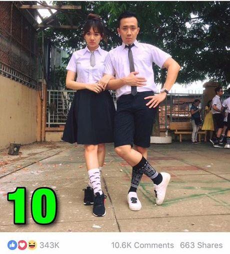 7 hinh anh Tran Thanh tinh tu voi ban gai nhieu 'like' nhat - Anh 8