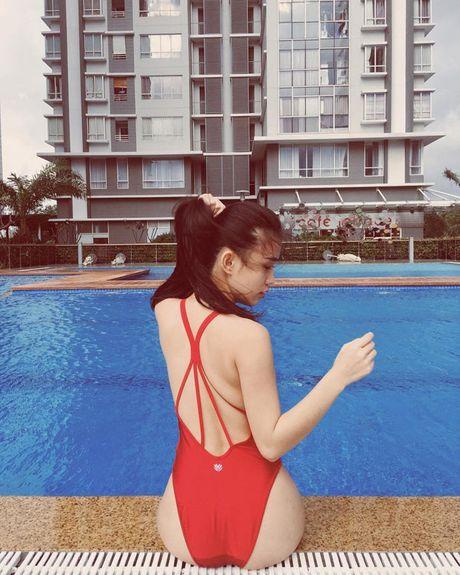 3 hot girl mat tua nang tho, than hinh boc lua - Anh 20