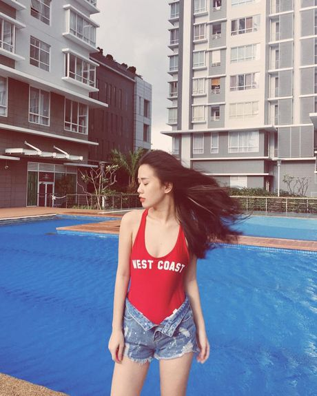 3 hot girl mat tua nang tho, than hinh boc lua - Anh 21