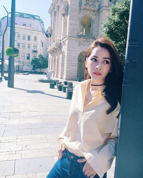 3 hot girl mat tua nang tho, than hinh boc lua - Anh 4