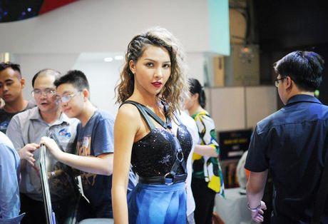 Dan chan dai 'ruc lua' tai VMS 2016 - Anh 3