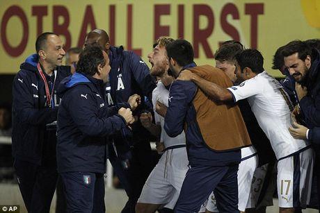 Macedonia 2-3 Italia: Cu dup than thanh cua Ciro Immobile - Anh 2