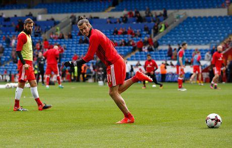 Bale ghi ban, xu Wales van phai chia diem voi Gruzia - Anh 1
