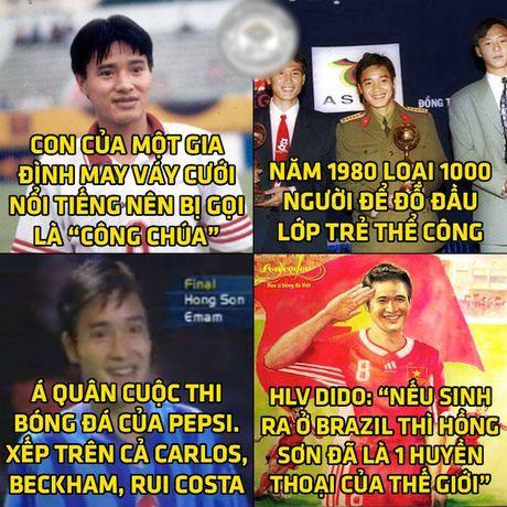Anh che: Dai gia chau Au 'phi pham' hang trieu tai nang VN; Son 'cong chua' suyt tro thanh huyen thoai the gioi - Anh 1