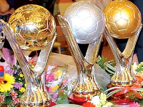 Tuyen thu Futsal co the duoc trao giai QBV Viet Nam 2016 - Anh 1