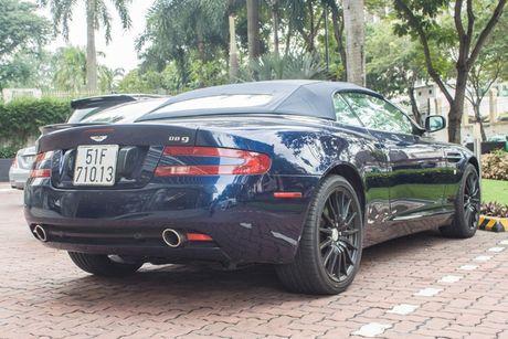 'Hang hiem' Aston Martin DB9 Volante hon 10 ty tai VN - Anh 2
