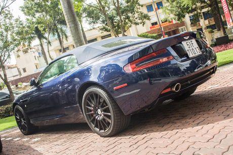 'Hang hiem' Aston Martin DB9 Volante hon 10 ty tai VN - Anh 3