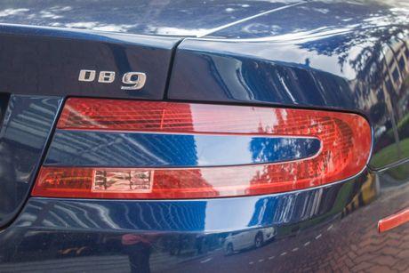 'Hang hiem' Aston Martin DB9 Volante hon 10 ty tai VN - Anh 7