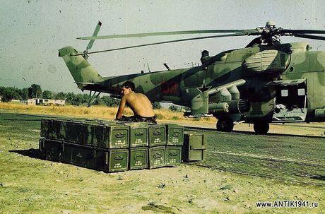 Chum anh mau hiem ve Hong quan Lien Xo o Afghanistan - Anh 2