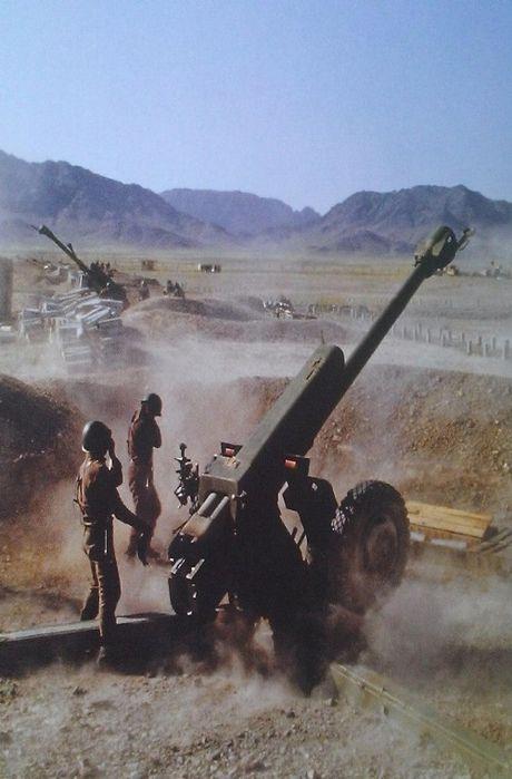 Chum anh mau hiem ve Hong quan Lien Xo o Afghanistan - Anh 7
