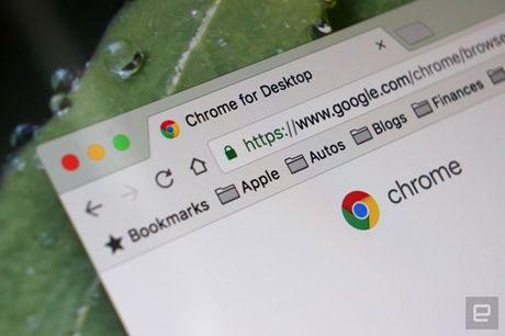 Ban cap nhat thang 12 cua Chrome se do ngon RAM - Anh 1