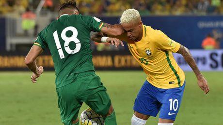 Neymar lai bi chi trich thieu ton trong doi thu - Anh 1