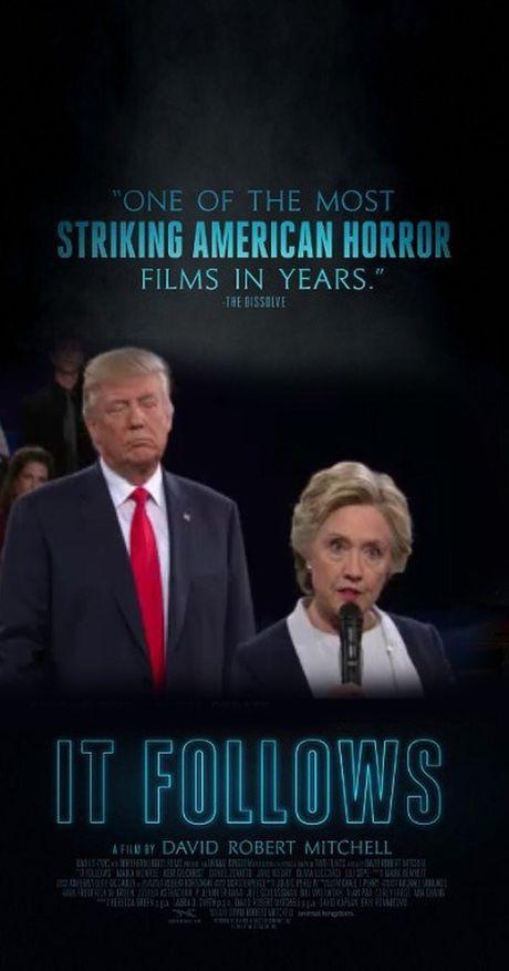 Tranh luan vong 2: Clinton - Trump kho biet thang thua - Anh 4