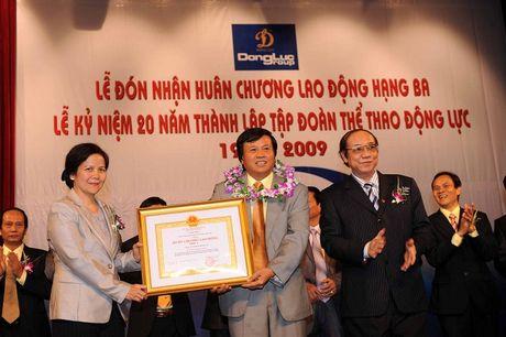 Tong giam doc Le Van Thanh: 'Doanh nghiep Viet phai khong ngung doi moi' - Anh 2
