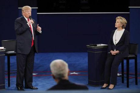 Ong Trump the neu thanh Tong thong se bo tu ba Clinton - Anh 1