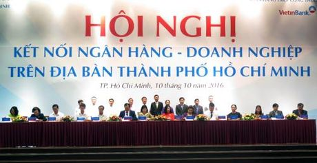 Them hon 100 doanh nghiep duoc tiep can von vay - Anh 1