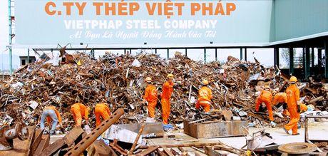 Da Nang bat an truoc tin Quang Nam doi nha may can thep - Anh 1