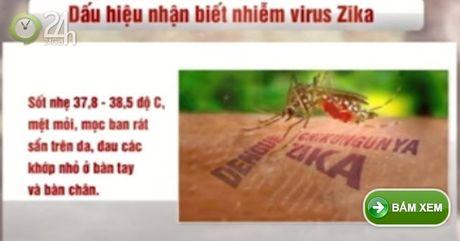 Bo Y te yeu cau tang cuong giam sat phu nu mang thai phong ngua Zika - Anh 2