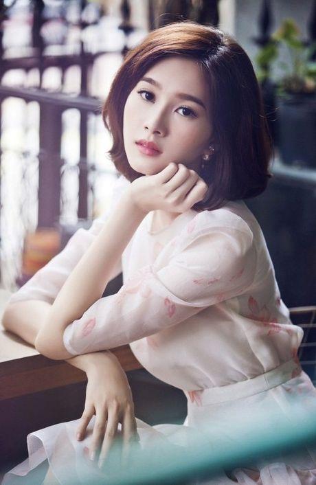 Hoa hau Thu Thao khong thieu nhuoc diem nhung biet cach 'che' - Anh 9