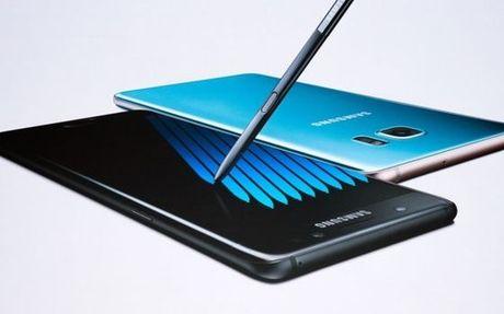 Samsung se tam dung san xuat Note 7? - Anh 1